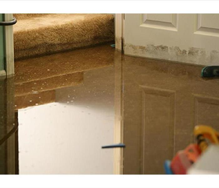 Water Damage Water Damage Restoration from SERVPRO