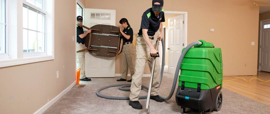 Bay City, MI residential restoration cleaning